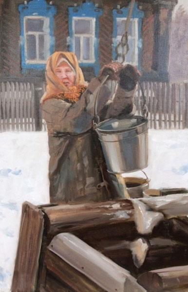Куприянова Марина. КОЛОДЕЦ