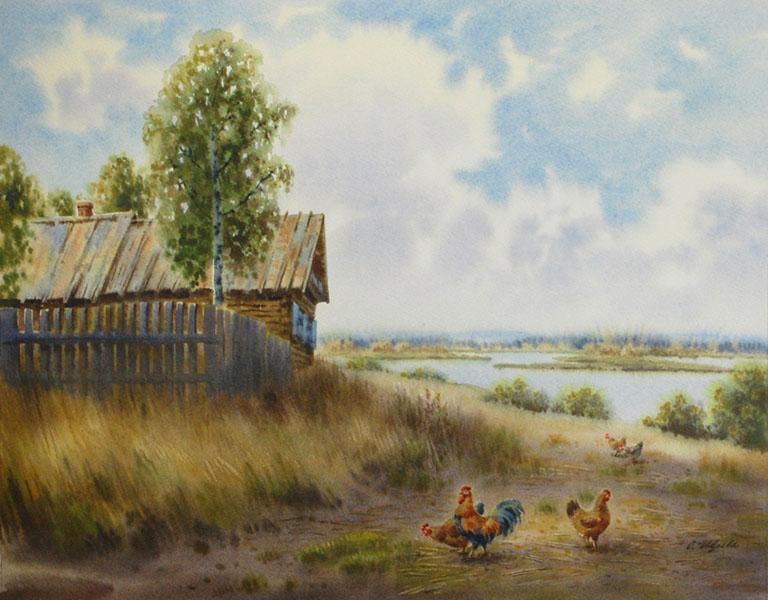 Ольга Ивлева. ОСТРОВ СВИЯЖСК